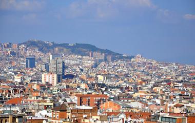 Views of Barcelona. Spain