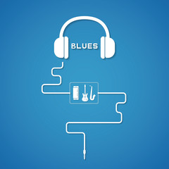 headphone blues