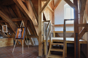 Exhibition in the Attic