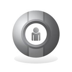 button icon art theme