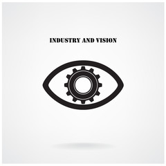 industry and vision concepts,industrial concepts
