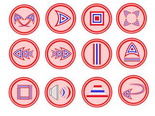 button icon thai