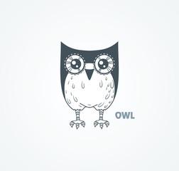 Owl icon.