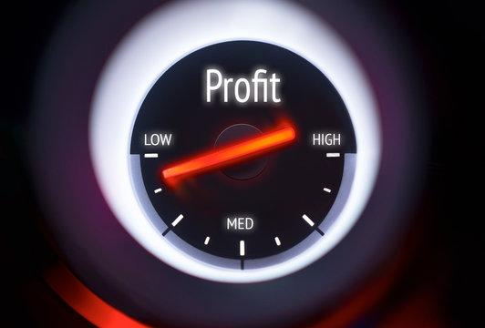 low Profit Concept