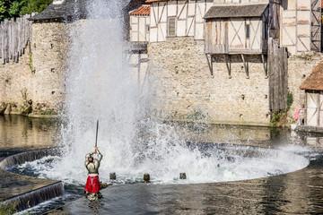 La légende du Roi Arthur et des Chevaliers de la Table Ronde du Puy du Fou
