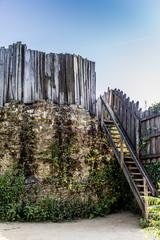 Fortification du Bal des Oiseaux Fantômes au Puy du Fou