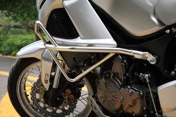 carenatura telaio di moto sportiva