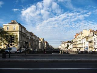 フランスの風景