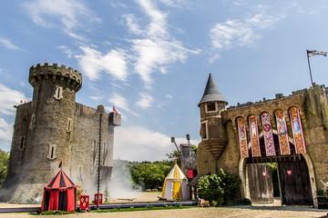 Attaque du château du Puy du Fou