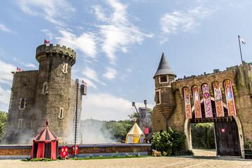 Aattaque du château du Puy du Fou