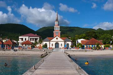 Foto auf AluDibond Karibik Anse d'Arlet