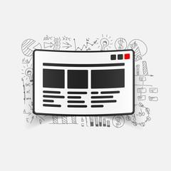 Drawing business formulas: interface