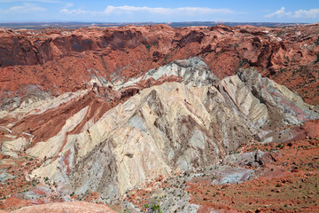 Upheaval Dome Canyonlands USA
