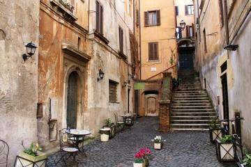 ローマの風景