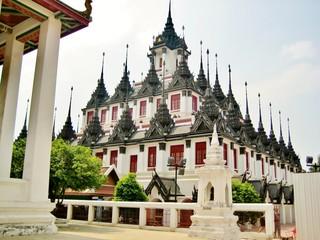 バンコク ラチャナダー寺