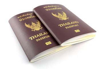 Thai passport