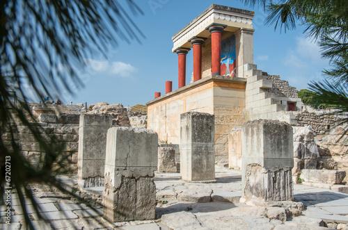 Minoa palace крит