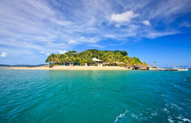 Hideaway Island--Beautiful tropical island in Vanuatu