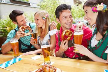 Oktoberfest 2014 flirten