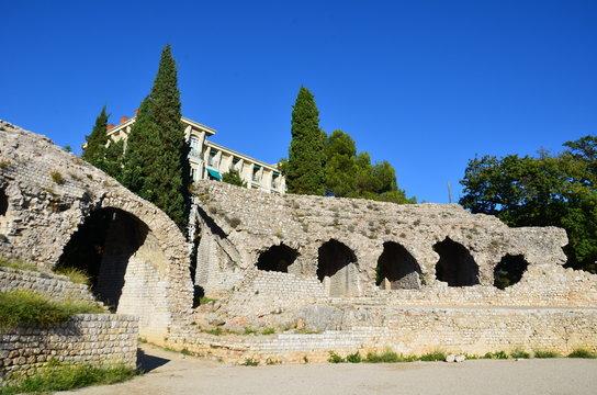 Thermes romains de Cimiez, Nice