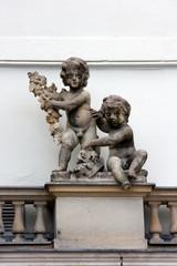 Putten Wandverzierung Potsdam