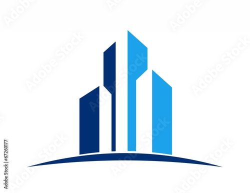 Real Estate Logo House Home Business Company Build Symbol Icon