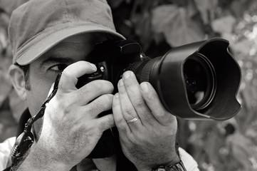 Nature and Wildlife Photographer
