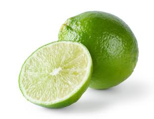Juicy fragrant lime