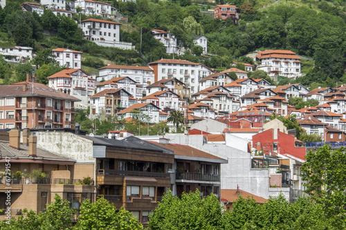 barrio de matiko ciudad jardin bilbao espa a fotos de