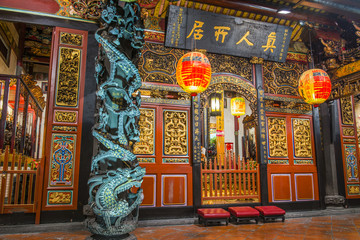 Taiwan's traditional temples