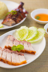 chinese roast pork belly