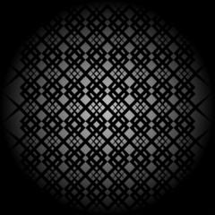 фон черный сетка