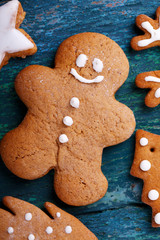 Lebkuchen - Weihnachten - Weihnachtsbäckerei