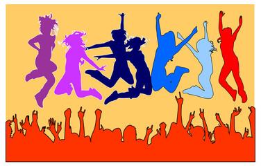 balli in discoteca