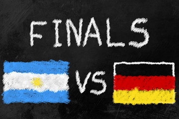 World Cup Finalists