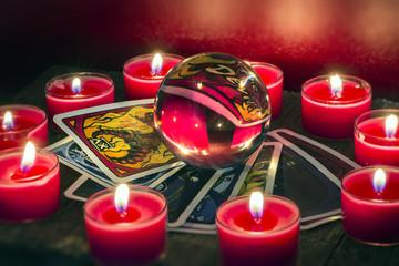 Tarot-the devil