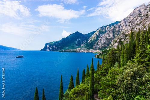 Live Garda Lake