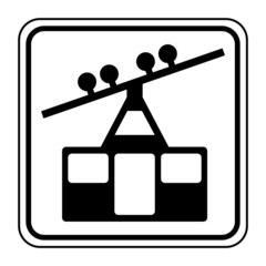 Logo téléphérique.
