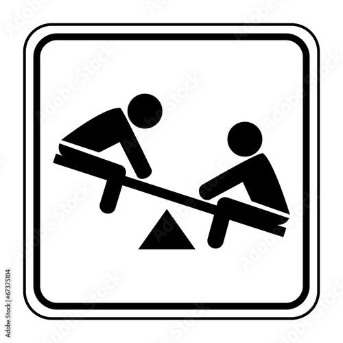 Quot Logo Aire De Jeux Quot Fichier Vectoriel Libre De Droits Sur
