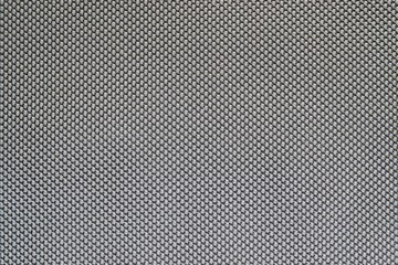 rough texture of wattled fabric