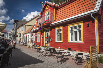 Haapsalu in Estonia