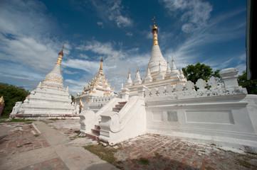 Maha Aung Mye Bon Zan Monastery.