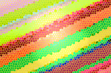 colorful plastic background