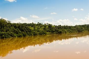 River of Rondonopolis - Brasil