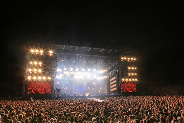 scène concert musique