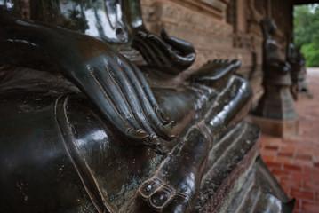 Hand of a Buddha image