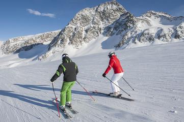 Alpine skiing - Downhill ski