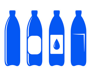 water bottle icons