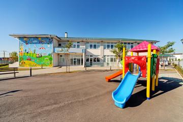 Preschool building