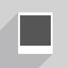 Vector photo blank